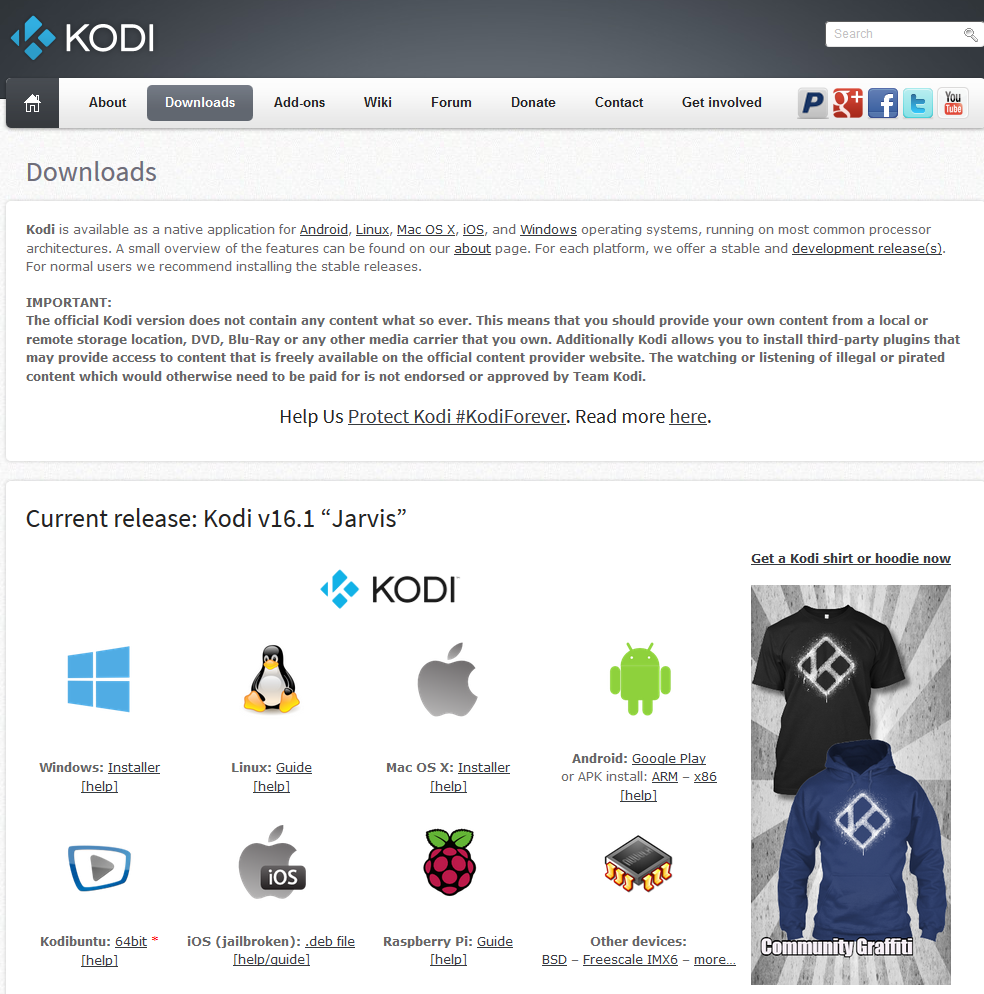 Kodi.download